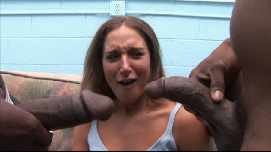 Big black dick for petite alyssa branch 9